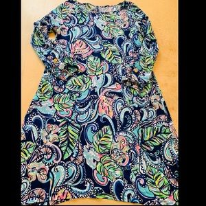Lilly Pulitzer Dress long sleeve NEW